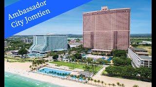 Отель Амбассадор Паттайя - САМЫЙ подробный обзор отеля Ambassador City Jomtien