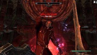 Skyrim Mod: VIGILANT English Voiced #28 The Monastery Of Marukh