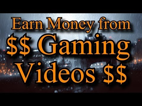 How to Make Money on YouTube: Monetize Gaming Videos, Copyright, Fair Use, and Gaming Networks