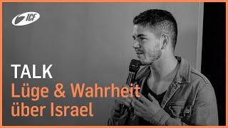 Online Studio Talk | Lüge & Wahrheit über Israel | ICF Church