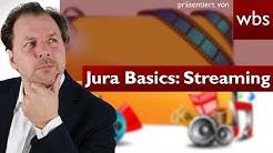 Jura Basics: Auf welchen Seiten kann ich noch Filme, Serien & Animes streamen? | Kanzlei WBS