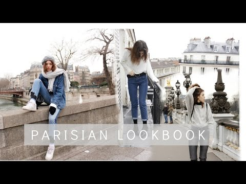 Parisian Lookbook