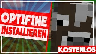 Minecraft Optifine installieren german 1.12 - 1.8|Minecraft Optifine herunterladen german|Josh4Play