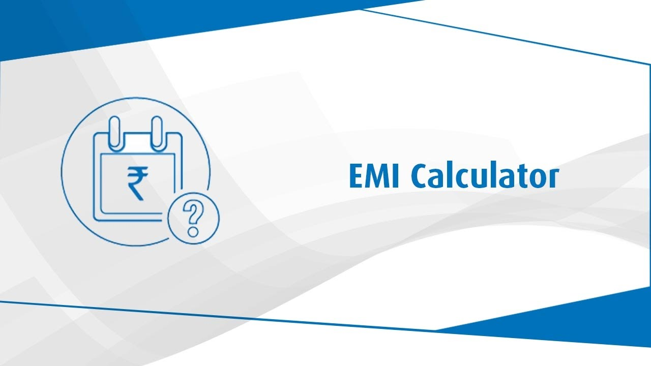 Kow How Emi Calculator Works And Pre Determine Your Emi Amount With Images Personal Loans Emi Calculator