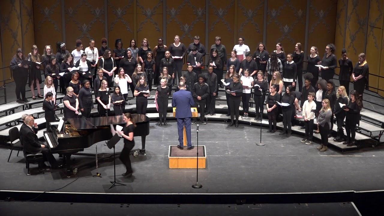 All City Choir Festival Performance 2019
