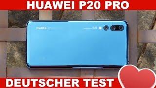 Test: Huawei P20 Pro (Deutsch)