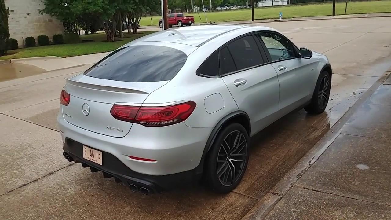 2020 Mercedes AMG GLC43