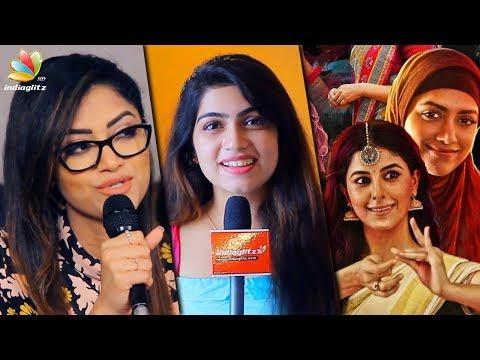 പുരുഷ വിരോധിയായ സിനിമയല്ല ഇത് : Mamta Mohandas Speech   Manasa Radhakrishnan   Crossroad Movie