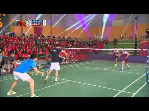 Cool Kiz on the Block | 우리동네 예체능 - Badminton Returns 2 (2014.01.28)