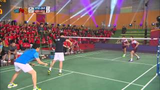Cool Kiz on the Block | 우리동네 예체능 - Badminton Returns 2 (2014.01.28)