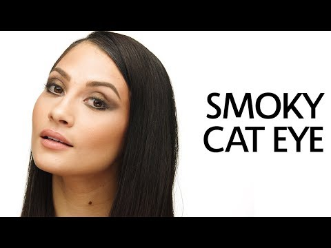 Get Ready With Me: Smoky Cat Eye Look | Sephora