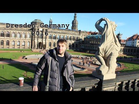 Как там в Германии. ДРЕЗДЕН за один день. Dresden. Germany.