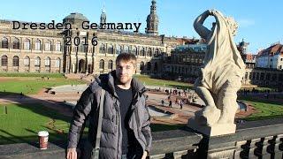 Как там в Германии. ДРЕЗДЕН за один день. Dresden. Germany.(Едем на машине с Вроцлава до Дрездена, достопримечательности Дрездена, скоростные режимы Германии. Контакт..., 2016-11-21T08:00:24.000Z)