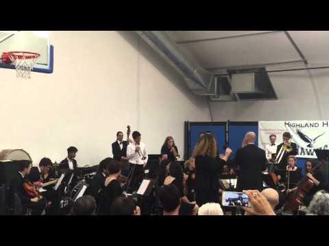 Highland Hall Waldorf School Spring Concert 2015