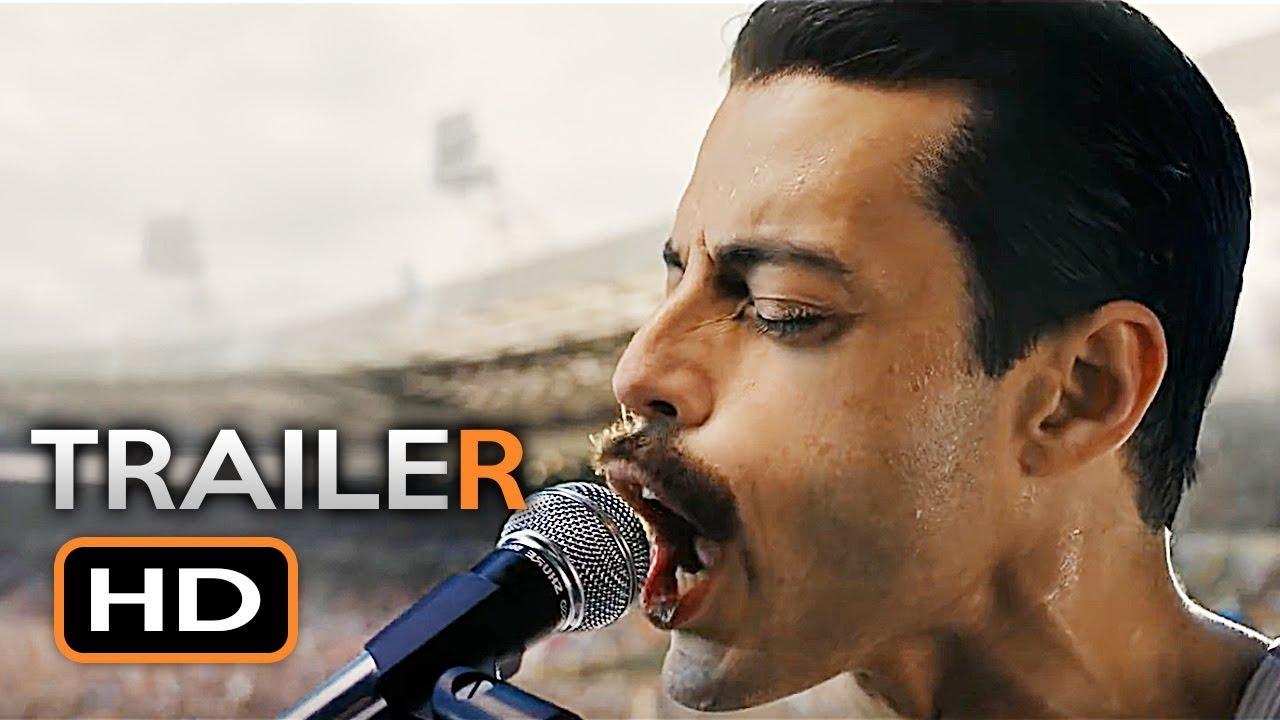 Bohemian Rhapsody Official Trailer 2 2018 Rami Malek Freddie