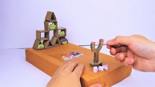 How To Make Real Life Angry Bird Game !! #Gameplay