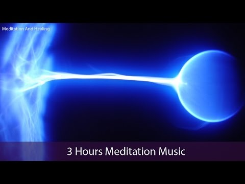 MEDITATION MUSIC FOR POSITIVE ENERGY, CLEARING SUBCONSCIOUS NEGATIVITY, RELAX MIND BODY - 952