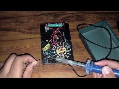 How to repair a multimeter