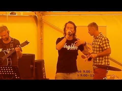 Kryštof - Zůstaň tu se mnou (stan bubeníku MIKULOV 21.7.2018)