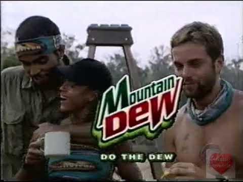 Survivor The Australian Outback | Target Mountain Dew | Promo | 2001