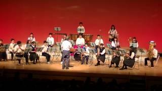 紀北工業高等学校吹奏楽部・伊都高等学校吹奏学部 「ディズニー・メドレー」・「アルカザール」