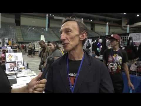 Julian Richings at O Comic Con