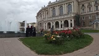 Одесса, Театр оперы и балета, стоит посмотреть
