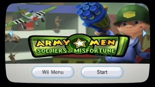 Army Men Solders of Misfortune Live Long Playthrough part 1 - 1 / 2