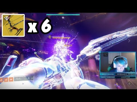 Le Monarque vs Leviathan Raid! | Destiny 2 thumbnail