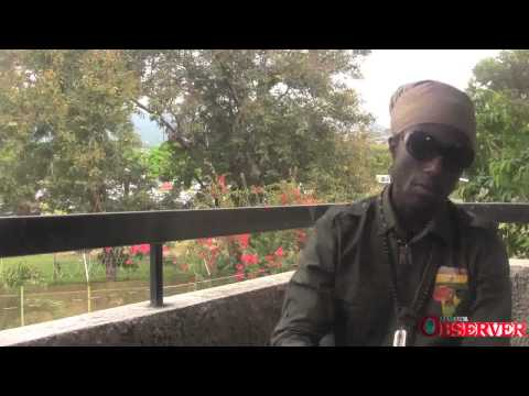 SIMIJI (WOUNDED LION)  - BLOOD DIAMONDS (JAMAICA OBSERVER DOCUMENTARY) PT1