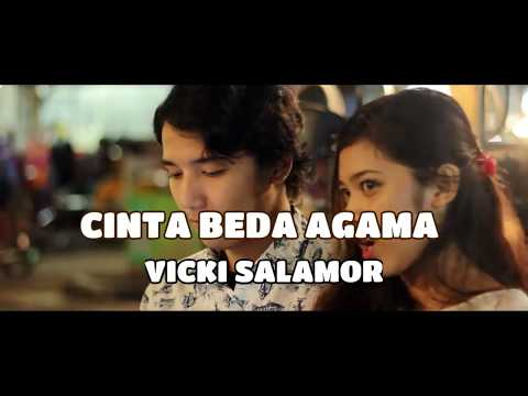 CINTA BEDA AGAMA Vicki Salamor Cover By Faldie K