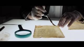 6- المكتبة والمخطوطات