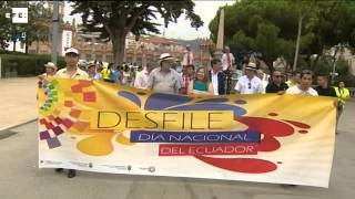Ecuador celebra en España su fiesta nacional