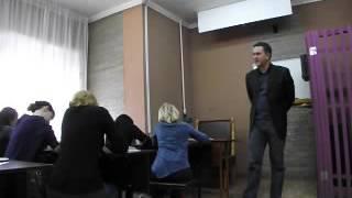 видео урок  Оратор на тему Экономика природопользования