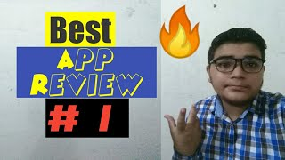 #1 Best Apps Review _ Best Android App #1