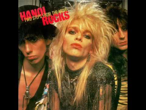 Hanoi Rocks - I Can't Get It