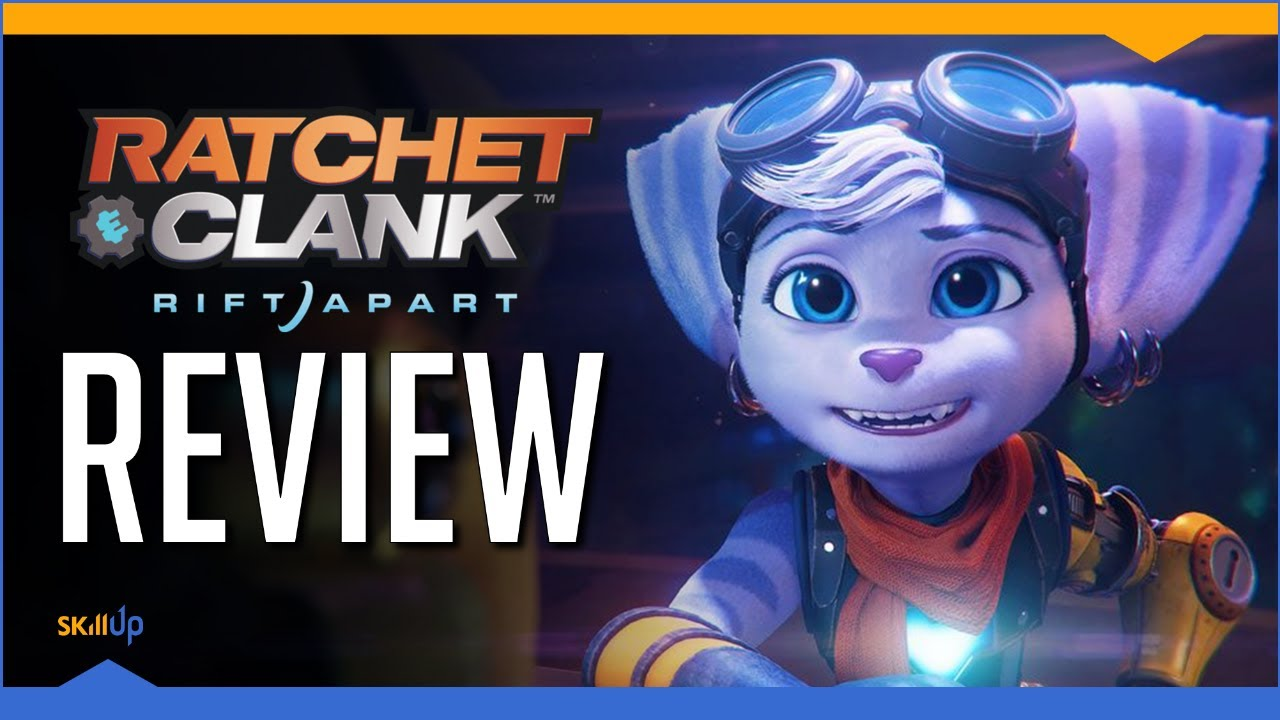 I strongly recommend: Ratchet and Clank Rift Apart (spoiler free review)