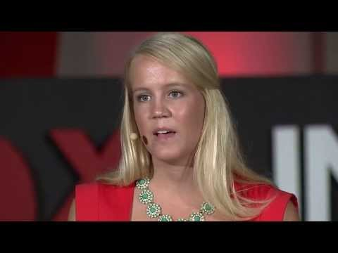 Triumph over tragedy: Mallory Weggemann at TEDxUNPlaza