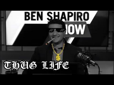 Ben Shapiro Thug Life vs. Cenk Uygur (2) - Louder With Crowder