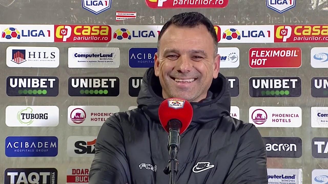 INTERVIU. Toni Petrea, mulţumit doar de rezultat: