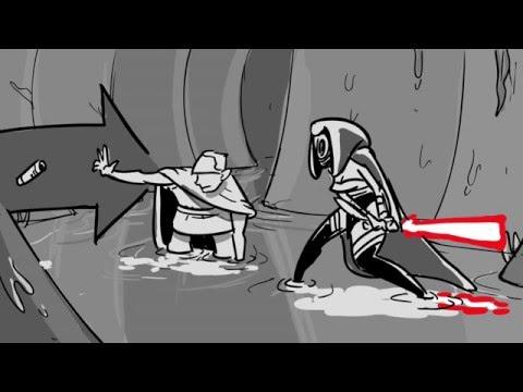 star-wars-storyboards---swordfight