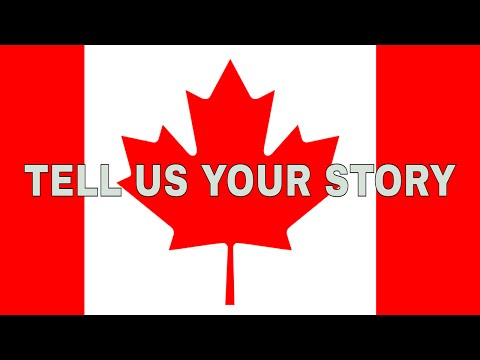 Tell Us Your Canada Day Story