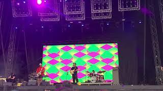 Portugal. The Man - Feel it Still, Live @ Aerodrome Festival 2018
