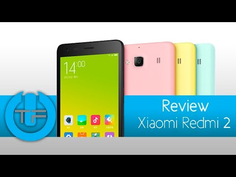 Xiaomi RedMi 2   Review completo