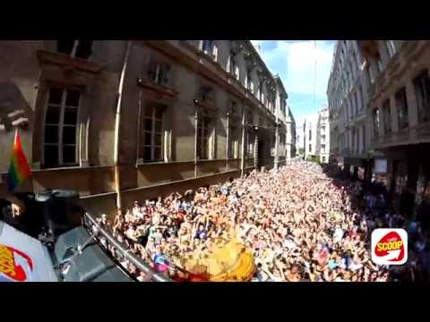 Radio Scoop - Gay Pride de Lyon 2014
