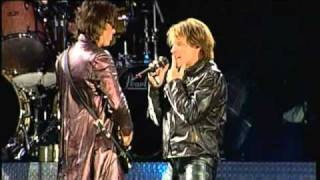 Bon Jovi - You Give Love a Bad Name - live from Switzerland 2000