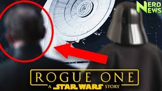 Final Rogue One Trailer Reveals SURPRISE VILLAIN!