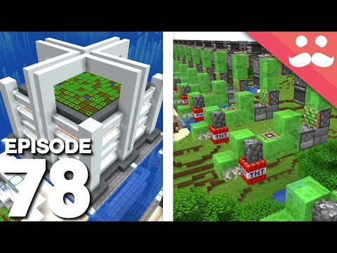 Hermitcraft 6: Episode 78 - FARMS and PROGRESS!