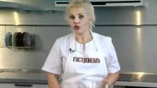 Видео рецепт Окрошка