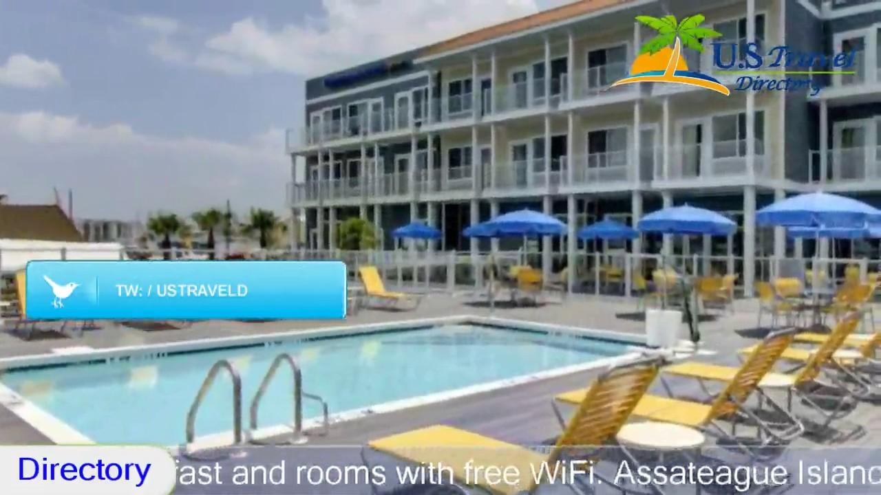 Fairfield Inn Suites By Marriott Chincoteague Island Hotels Virginia